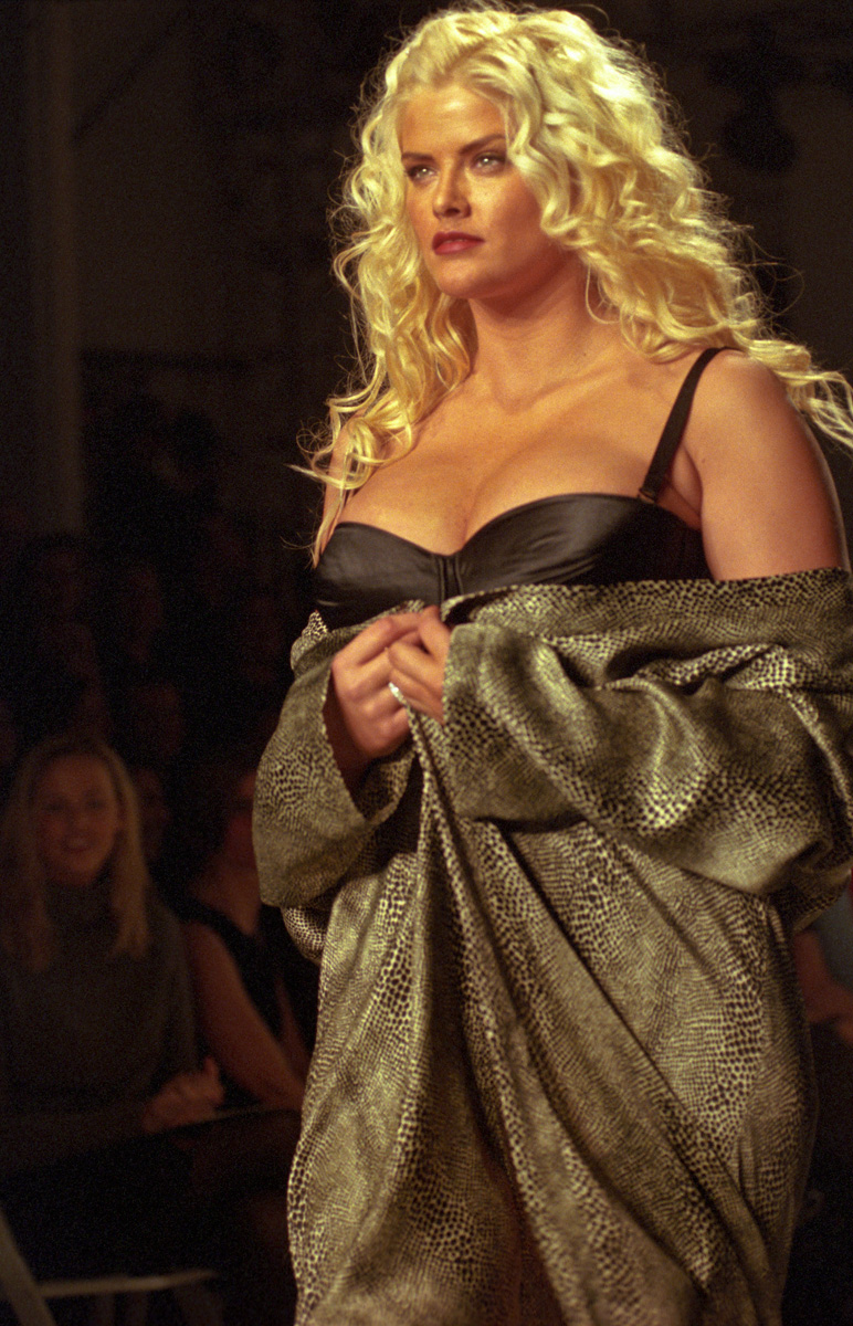 Anna Nicole Smith ©Susan Farley Photography/NYC and Westchester Portrait Photographer