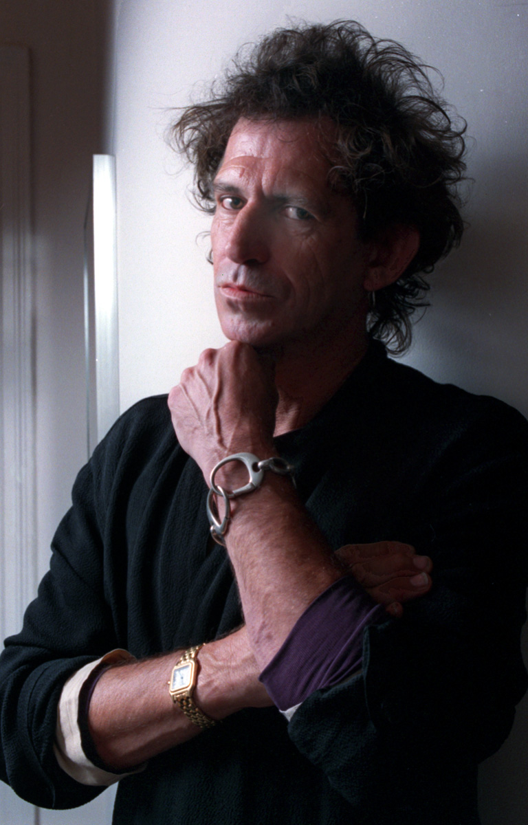 Keith Richards ©Susan Farley Photography/NYC and Westchester Portrait Photographer
