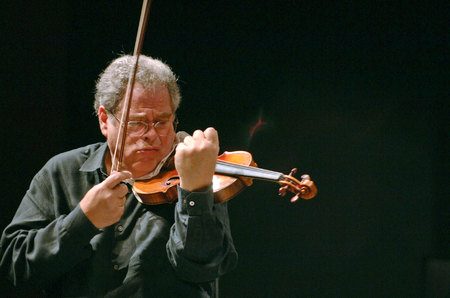 Itzhak Perlman ©Susan Farley Photography/NYC and Westchester Portrait Photographer