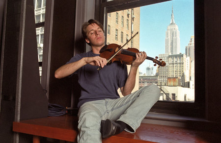 Violinist Joshua Bell ©Susan Farley Photography/NYC and Westchester Portrait Photographer